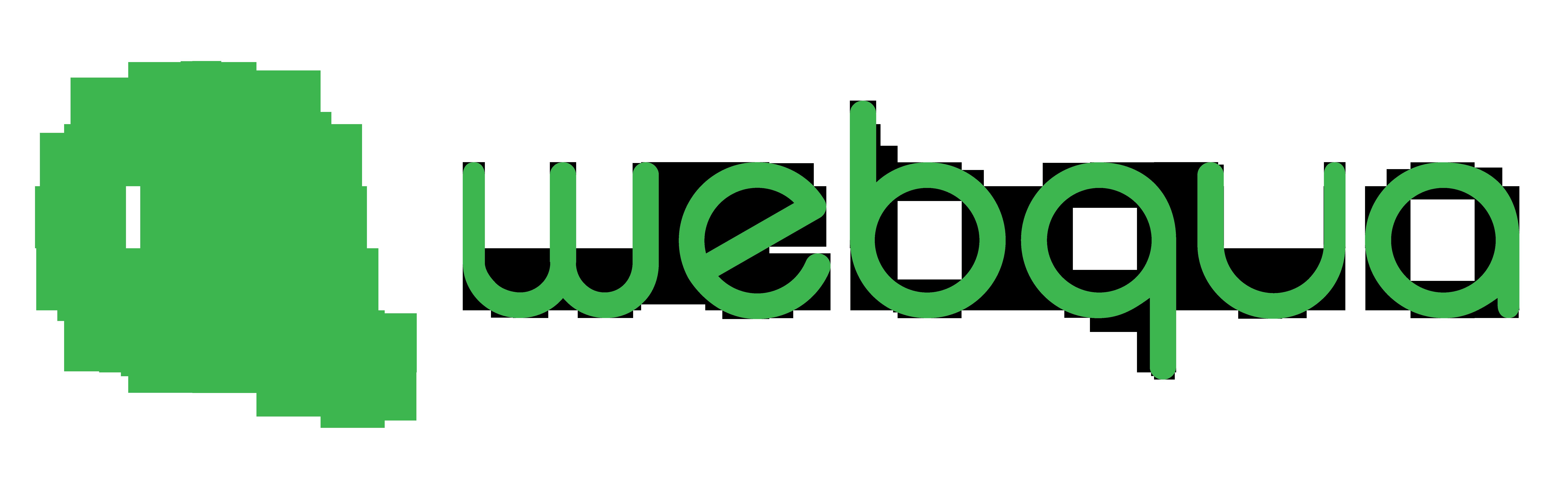 webqua logo